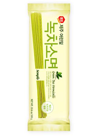 Makaron Vermicelli z zieloną herbatą 300g - Sempio
