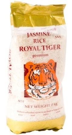 Ryż jaśminowy premium AAA Royal Tiger 1kg