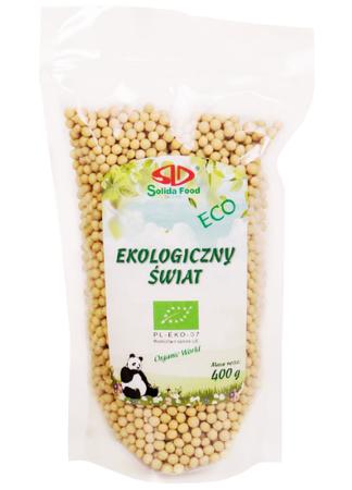 Soja natto ekologiczna 400g - Solida Food