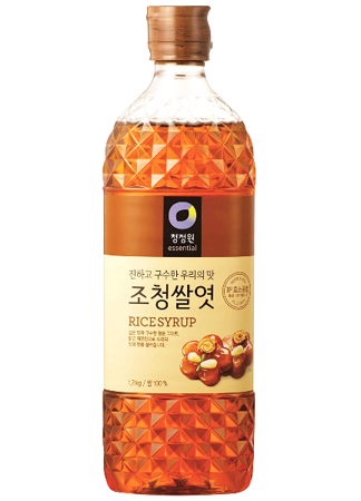 Syrop ryżowy 100% 700g - CJO Essential